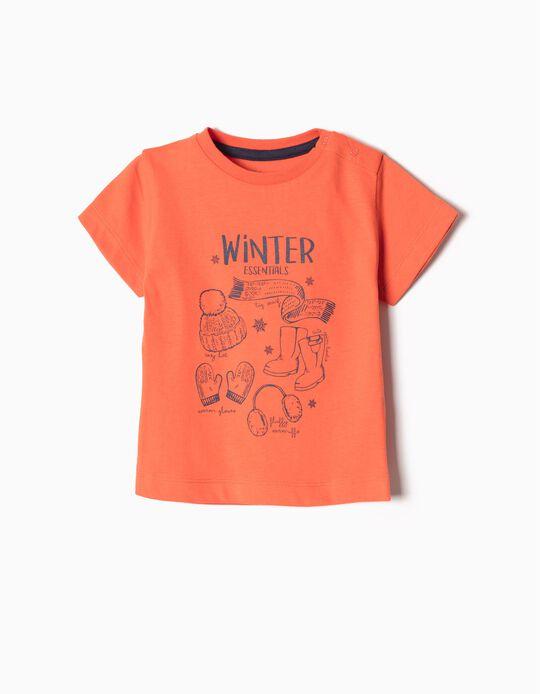 T-shirt Winter Essentials