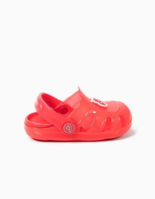 Sandálias Vermelhas Submarino