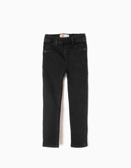 Jeggings Vaqueros Negros