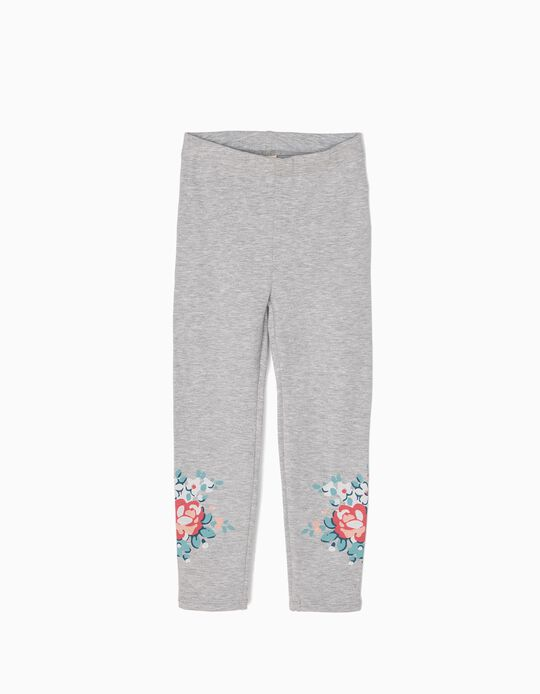 Pantalón Leggings Nature Gris