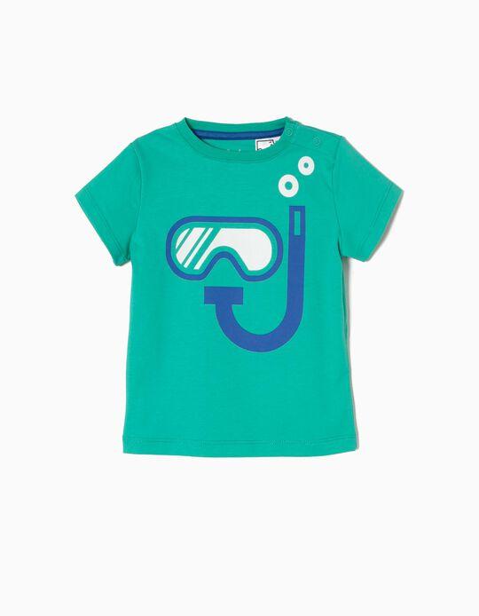Camiseta Scuba Dive Anti-UV 30