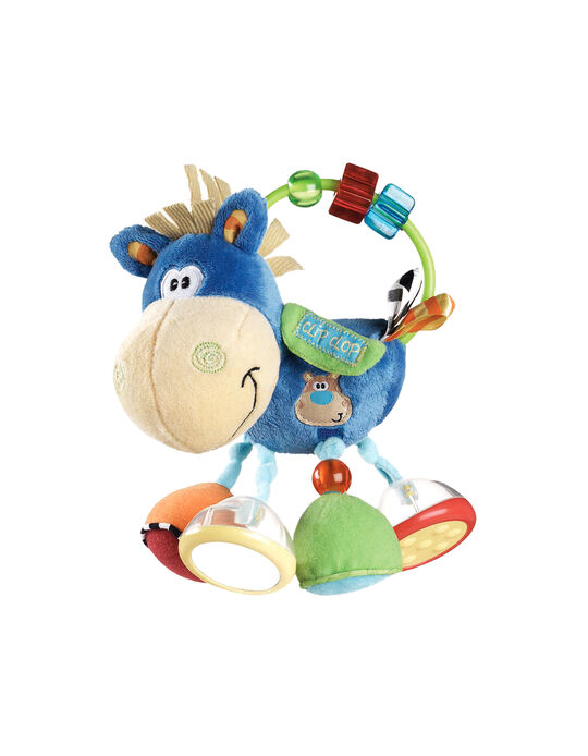 Little Donkey Rattle Playgro