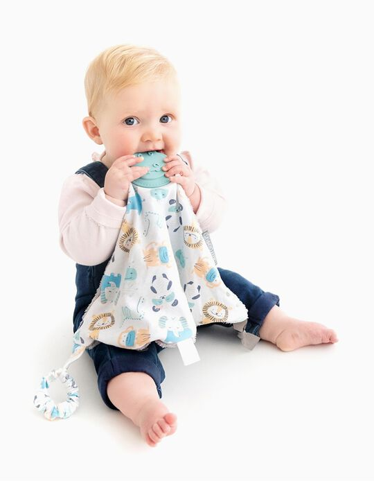 Doudou Cheeky Chompers Animals