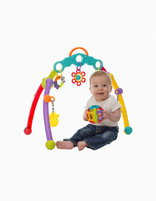 Gimnásio para bebés Fold & Go Playgro