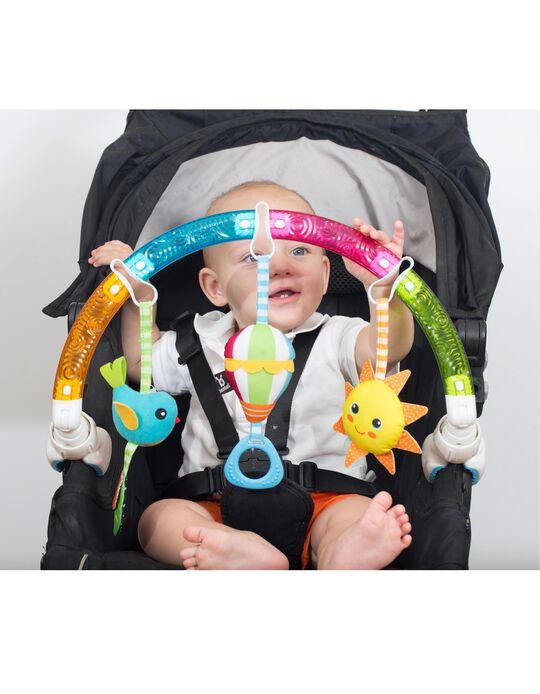 Gimnásio para bebés Grab & Go Benbat