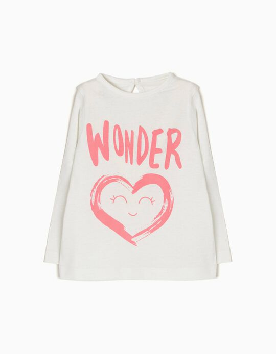 Camiseta de Manga Larga Wonder