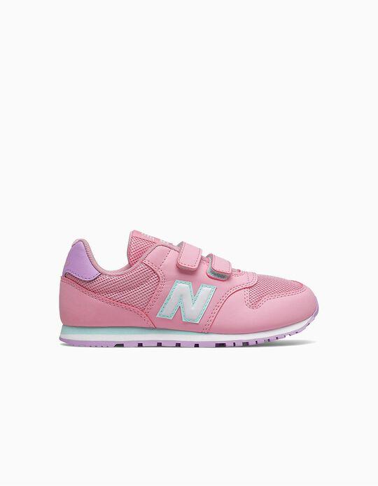 Zapatillas para Niña 'New Balance 500', Rosa