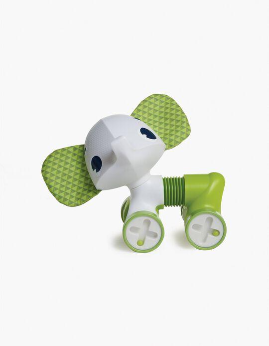Brinquedo Samuel The Elephant 6M+  Tiny Love