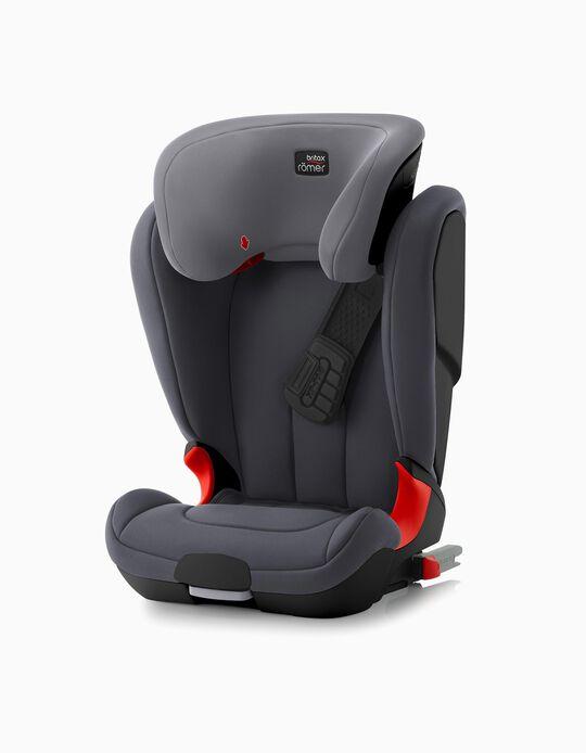Cadeira Auto Gr 2/3 Kidfix Xp Black Series Britax/Romer