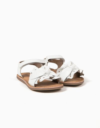 Sandalias con Lazos