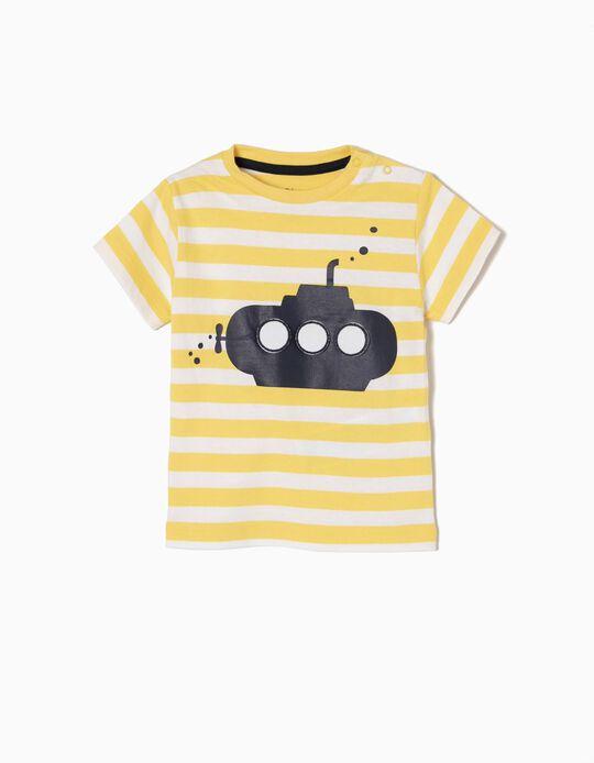 T-shirt Submarino