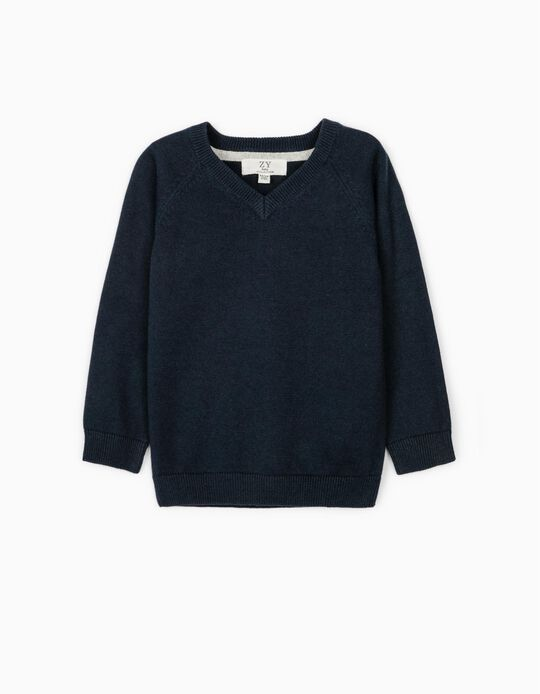 Jumper for Baby Boys, Dark Blue