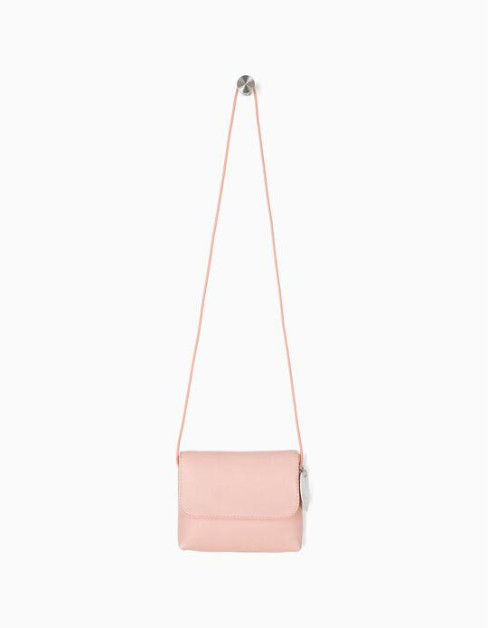 Crossbody Bag for Girls 'Little Heart', Pink