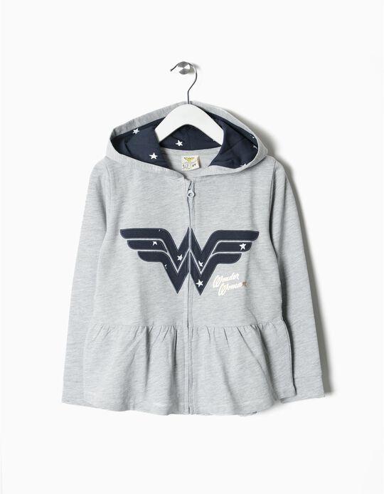 Casaco de capuz Wonder Woman