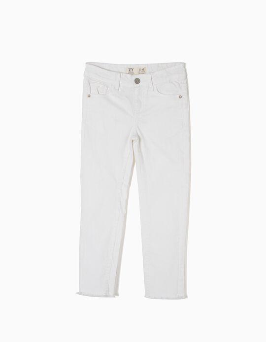 Calças Branco