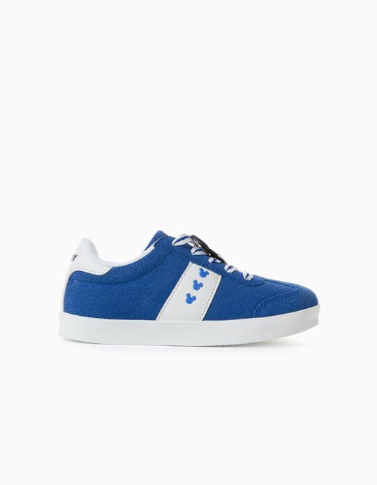 Trainers for Boys, 'Mickey ZY Retro', Blue