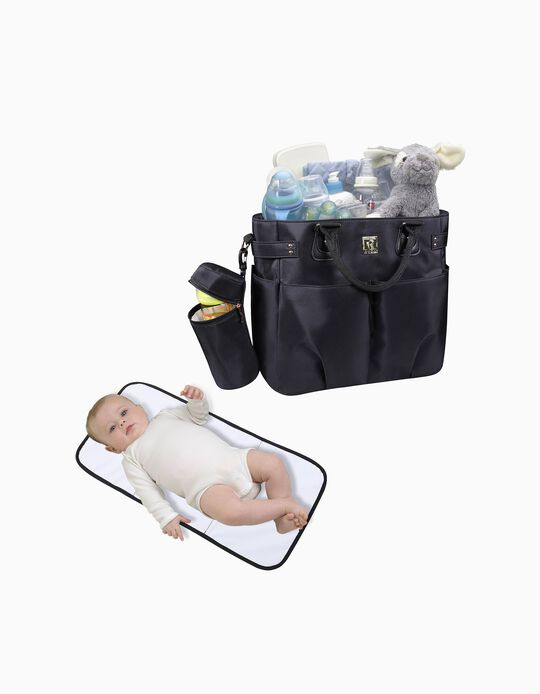Nursery Bag Ryco Britney Black
