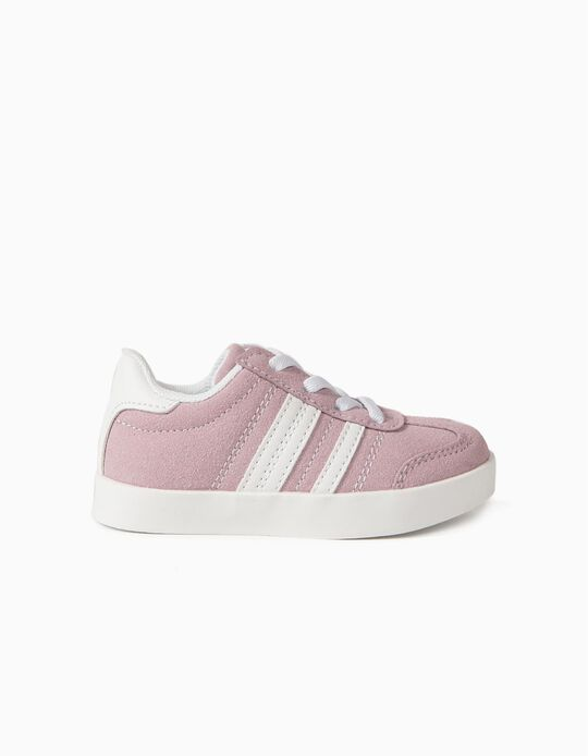 Trainers for Babies 'ZY Retro', Light Pink