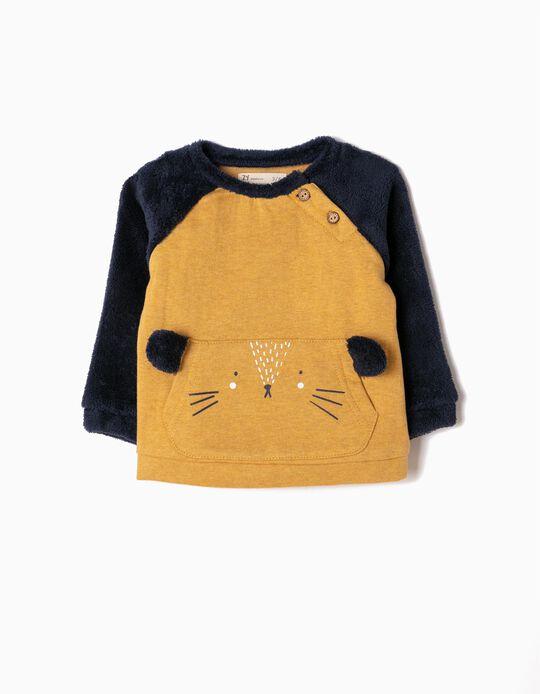 Sweatshirt Bicolor
