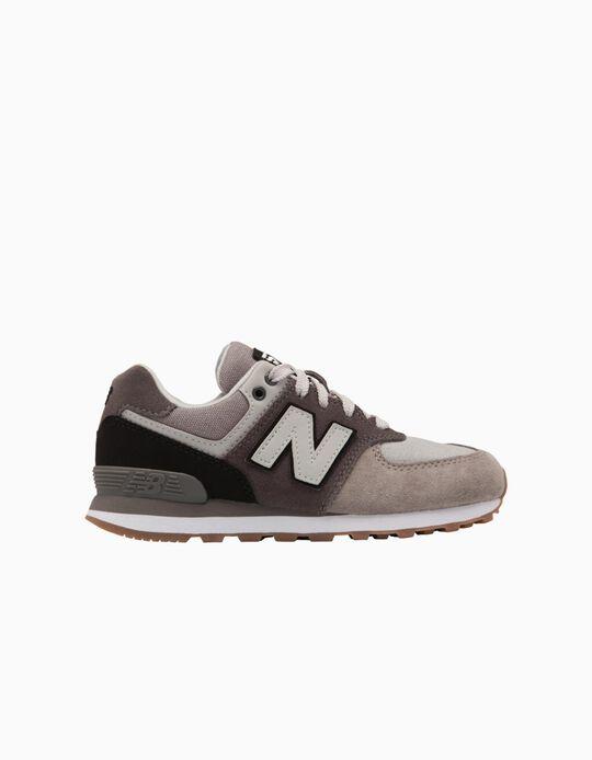 Zapatillas New Balance Gris