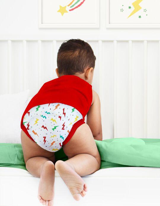 3-Pack Potty Training Pants Super Strawb Bambino Mio 3+ Years