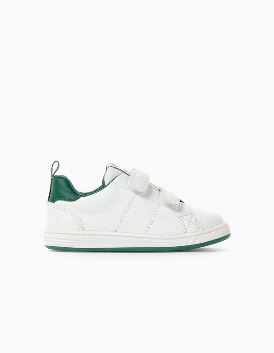 Sapatilhas para Bebé 'ZY 1996', Branco/Verde