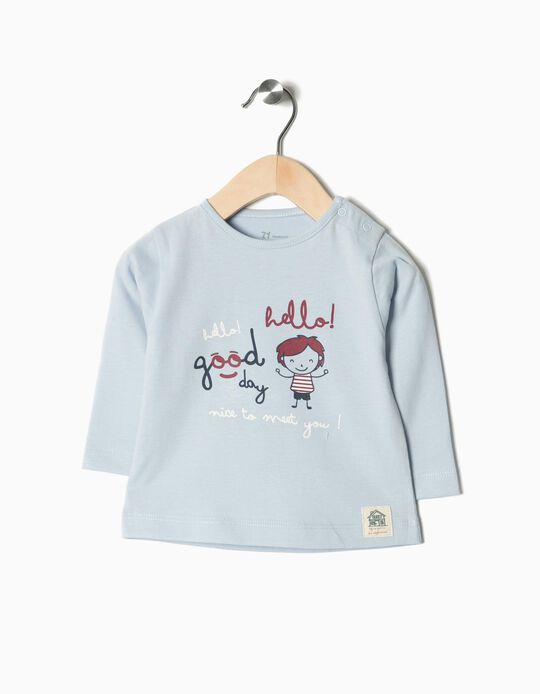 Camiseta Hello