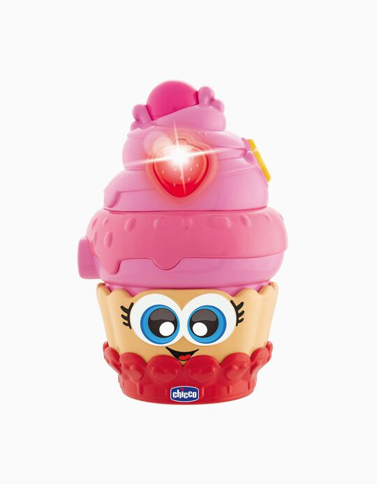 Miss Candy uma Cupcake Saborosa Chicco