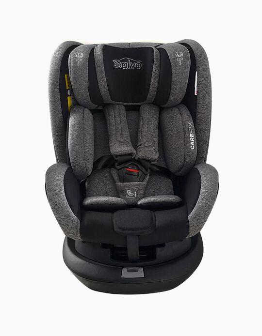 Cadeira Auto I-Size Carefix Asalvo Grey