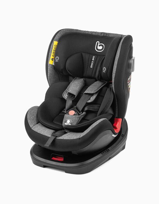 Cadeira Auto Gr 1/2/3 Pivot Be Cool Carbonic