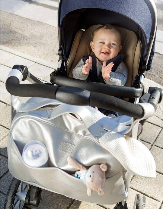 Saco Fraldas 30x43x17 cm Zy Baby