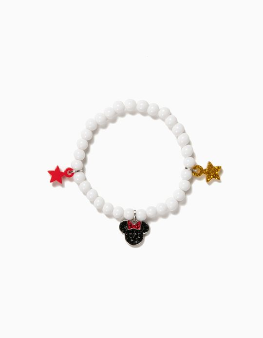 Bracelet for Girls 'Minnie', White