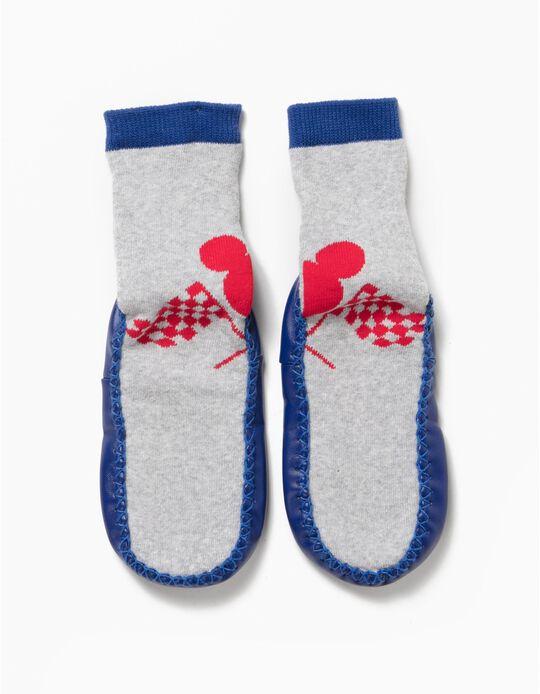 Calcetines Pantuflas Mickey