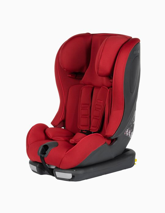 Silla para Coche I-Size Sperling Fix Avova Red