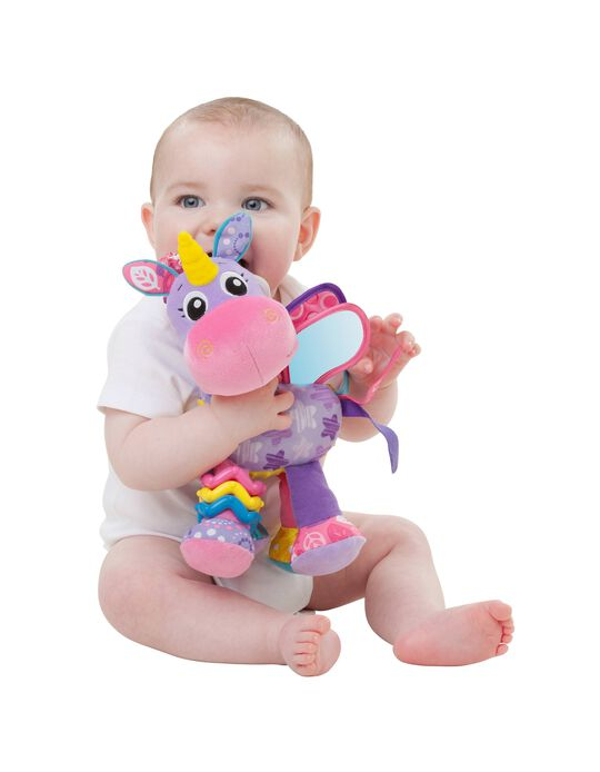Stella the Unicorn Baby Teether, by Playgro