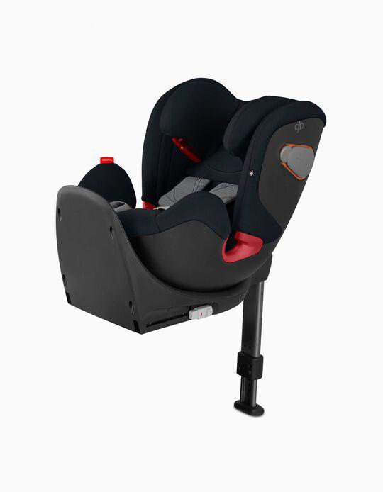 Cadeira Auto Gr 0/1 Convy-Fix Gb Velvet Black