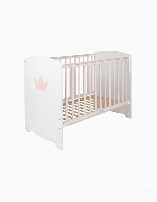 New Crown Bed 120x60 by Zy Baby