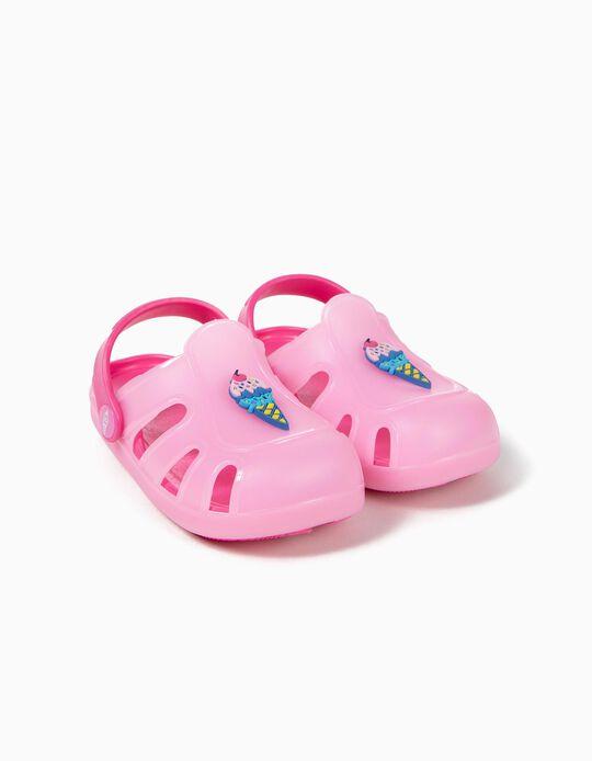 Sandálias para Menina 'Ice Cream', Rosa