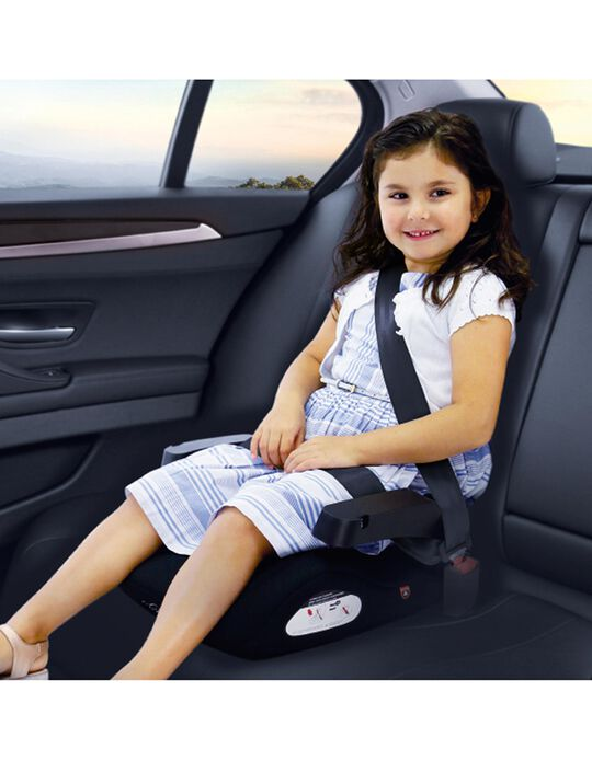 Asiento Elevable Booster Isofix Asalvo