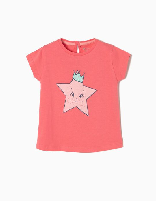 Camiseta Estampada Star