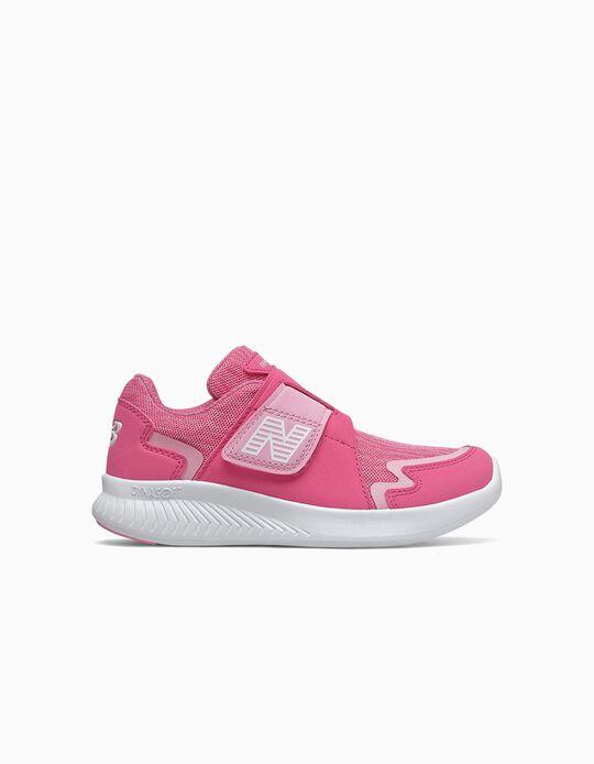 Zapatillas para Niña 'New Balance Wrap & Run', Rosa