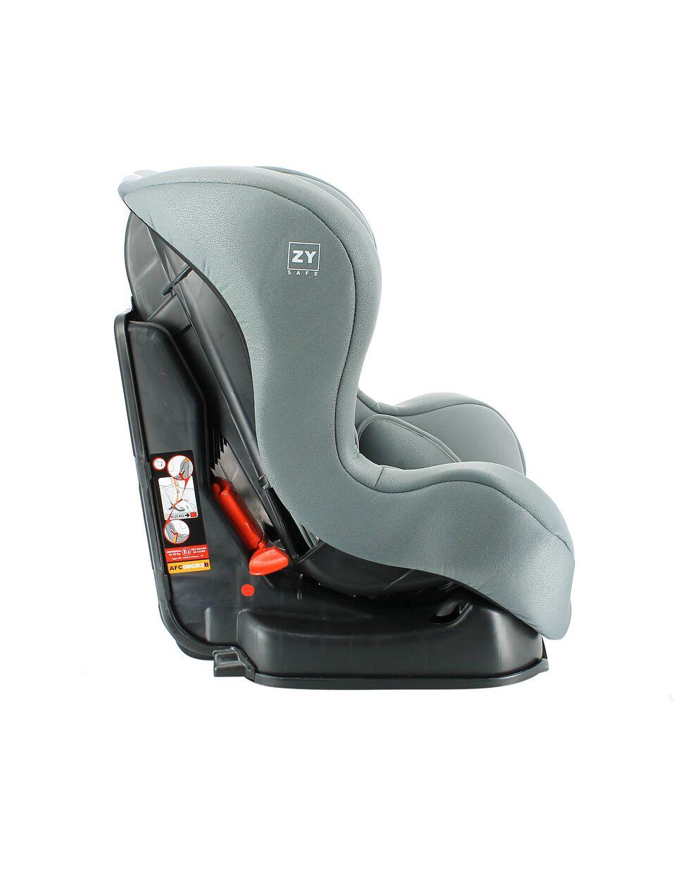 Silla para Coche Gr 0/1/2 Primecare Prestige Zy Safe Grey