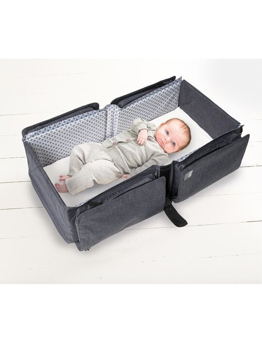 2-in-1 Bag and Carrycot, Doomoo