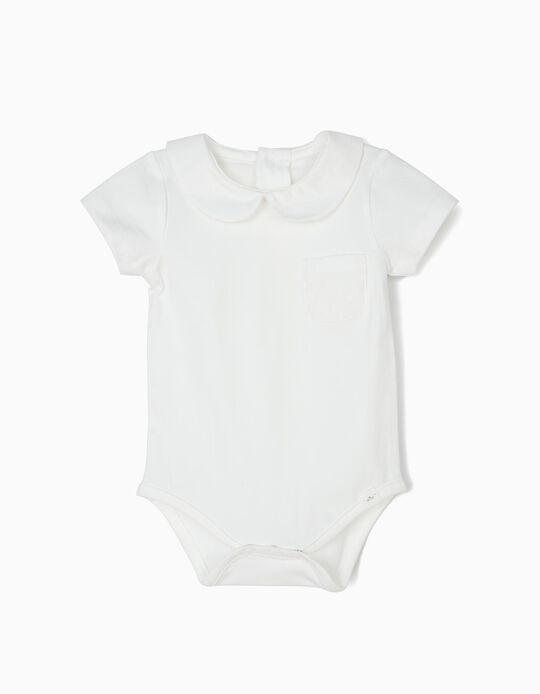 Body para Recién Nacido, Blanco