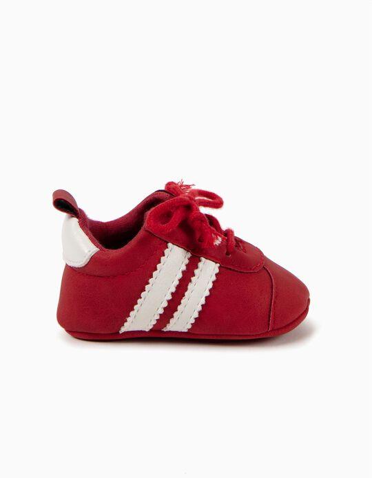 Zapatillas Pre-Walker Rojas