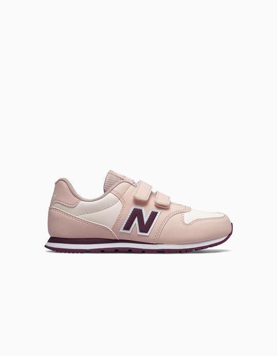 Zapatillas New Balance 500 Rosa/Morado