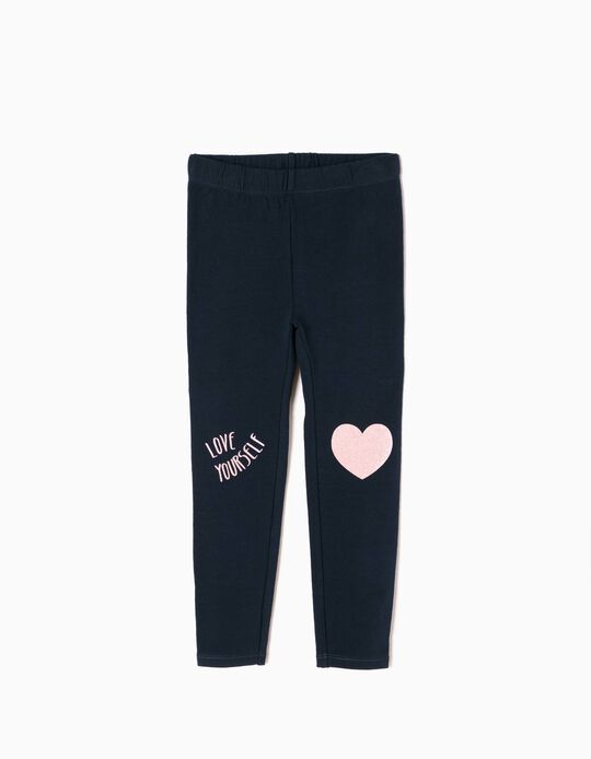 Leggings Azuis Love Yourself
