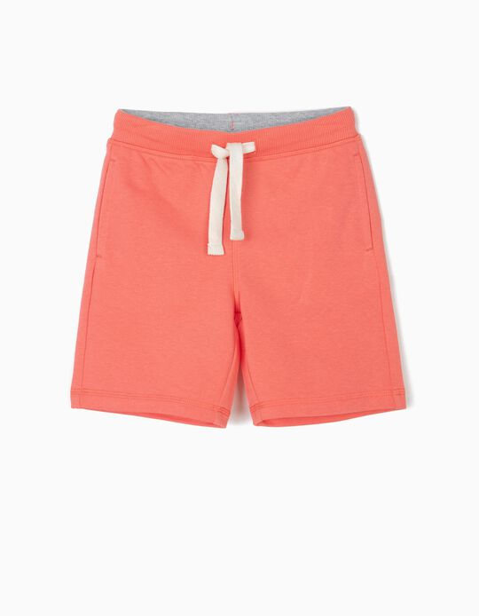 Shorts for Boys, Coral