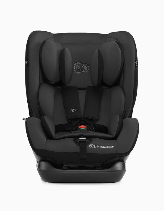 Car Seat, Gr 0/1/2/3 Myway by Kinderkraft, Black