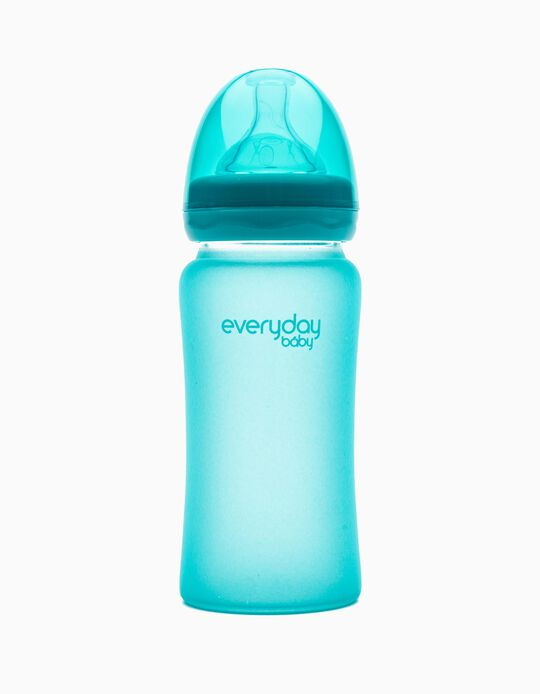 Biberón De Cristal 240ml Everyday Baby